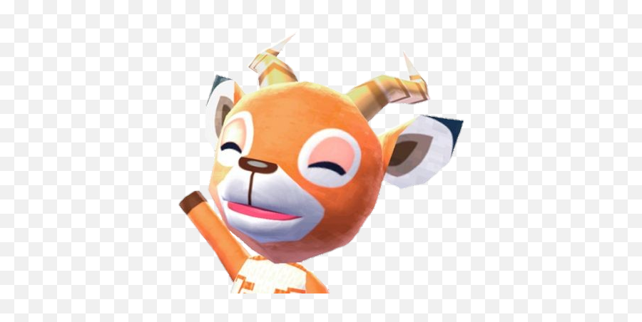 Discord Emote - Animal Crossing Characters Transparent Emoji