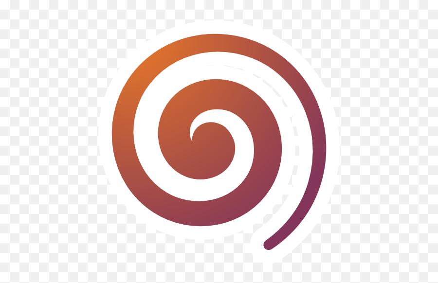 Actions Draw Spiral Icon - Spiral Icon Png Emoji,Spiral Emoji