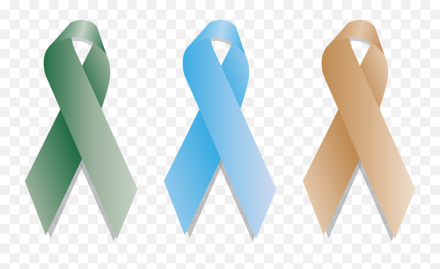 Cancer Carcinoma Ribbon Syndrome - Reduced Risk Of Cancer Emoji