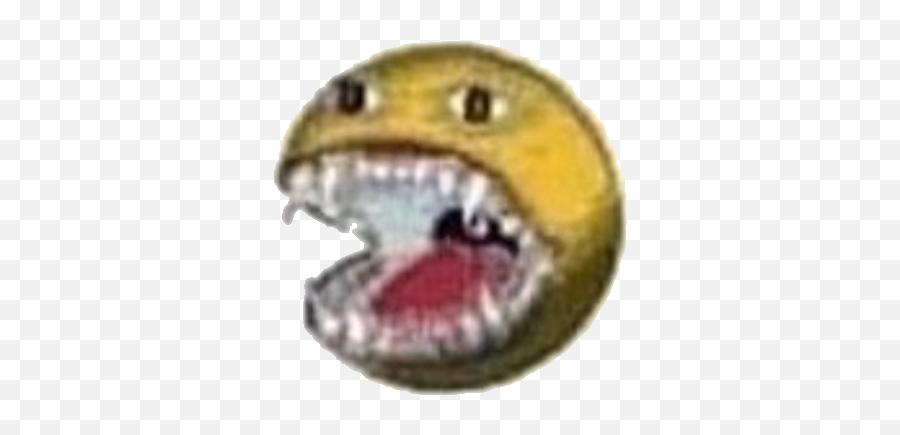 Emojis Cursedemoji Cursed Void Meme Memes Teeth Freetoe - Cursed Emoji Meme Teeth