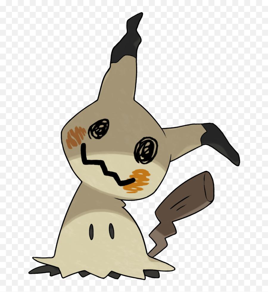 Pokemon Mimikyu Emoji,Dabb Emoji