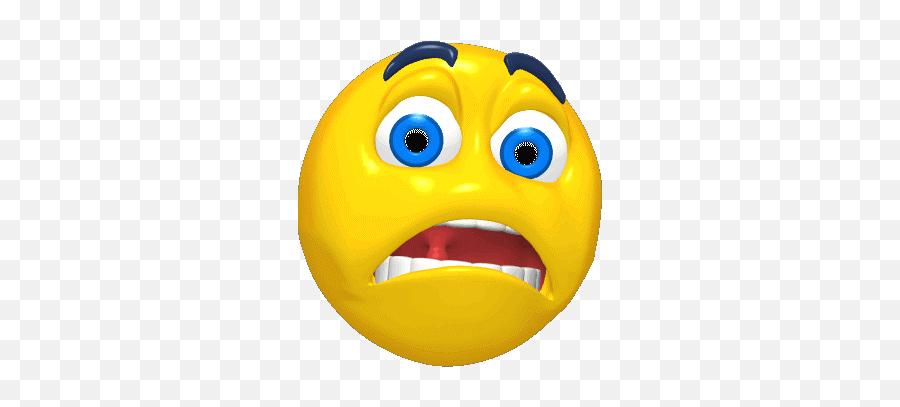 Temple Tx - Afraid Face Clip Art Emoji,Tumbleweed Emoticons