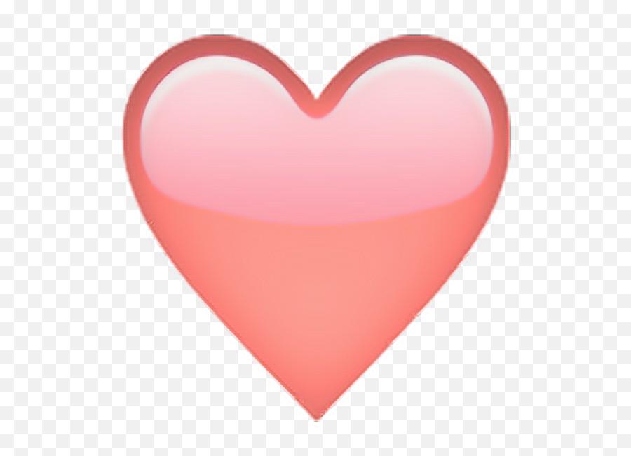 Discover The Coolest Peach Heart Emoji - Peach Apple Heart Emoji