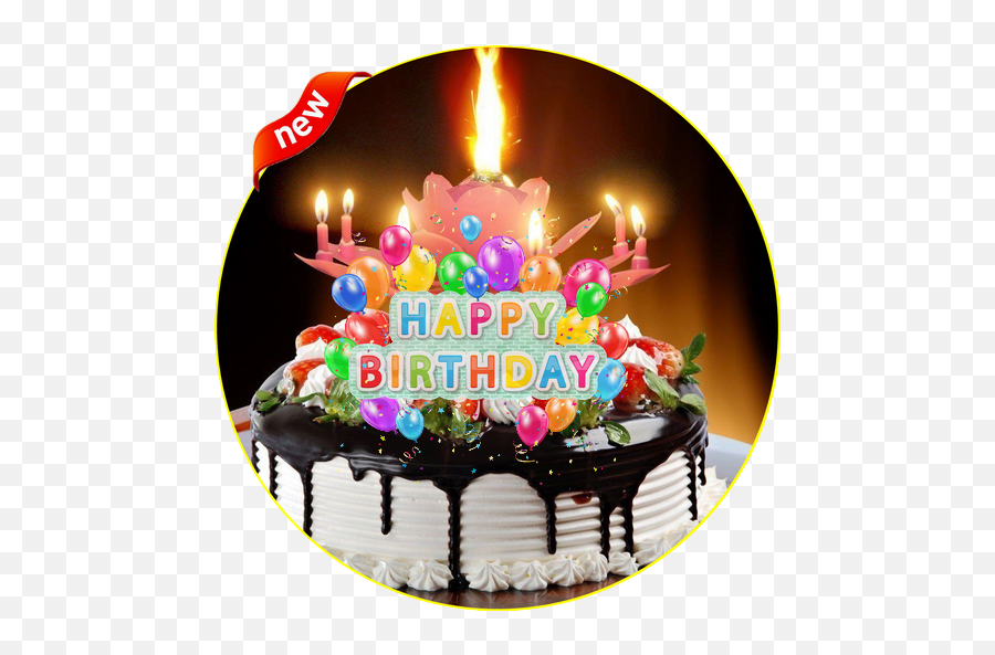 WAStickerApps - App su Google  Birthday Cakes With Candles And Flowers Emoji
