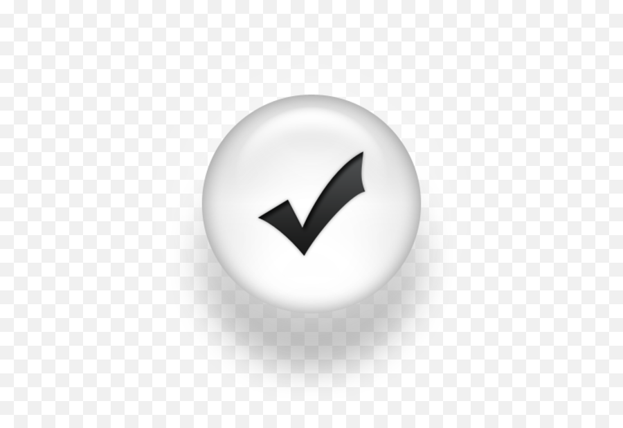 Small Check Mark Icon 9675 - Free Icons Library  Tick Small Check Mark Emoji