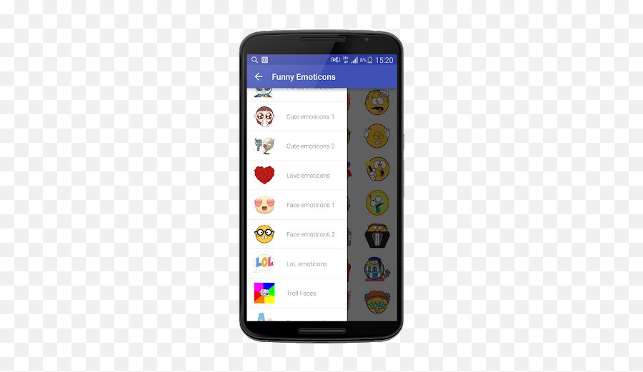 Download Funny Emoticons Apk Full - Iphone Emoji