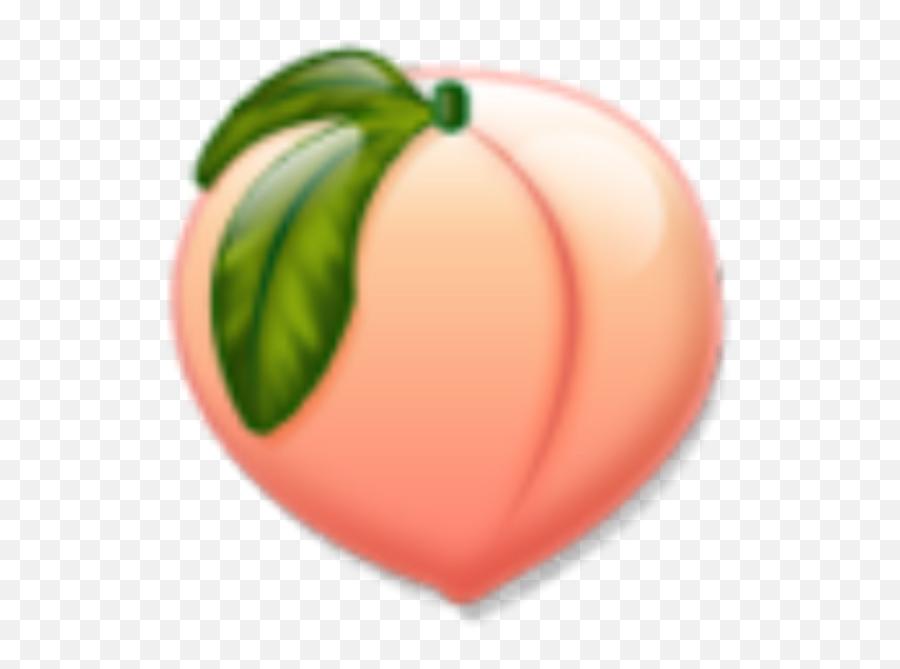 Peach Emoji Pixel Art - Peach Png,What Does A Peach Emoji Mean