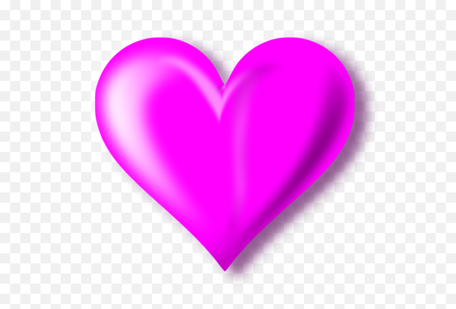 Heart Red And Shiny - Dil Png Emoji,Heart Emotion
