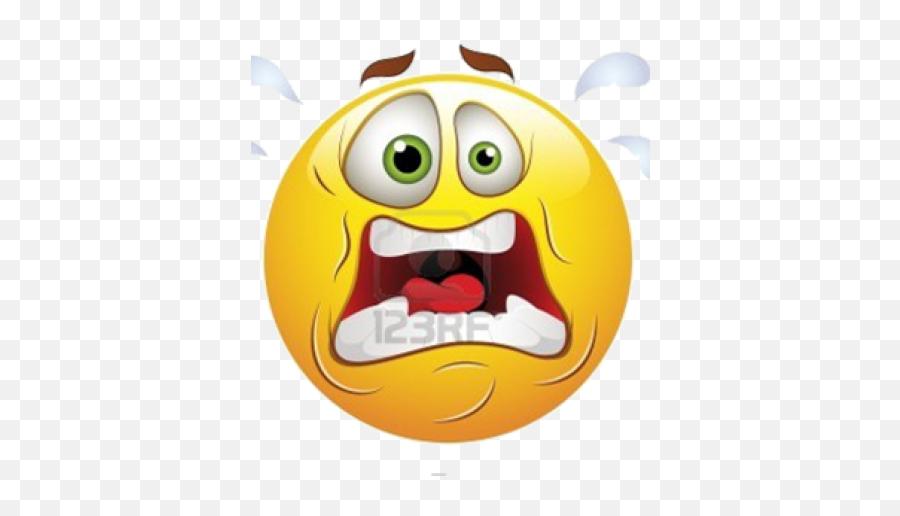 Emoticons Png And Vectors For Free Download - Emoji Effrayé,Sobbing Emoji