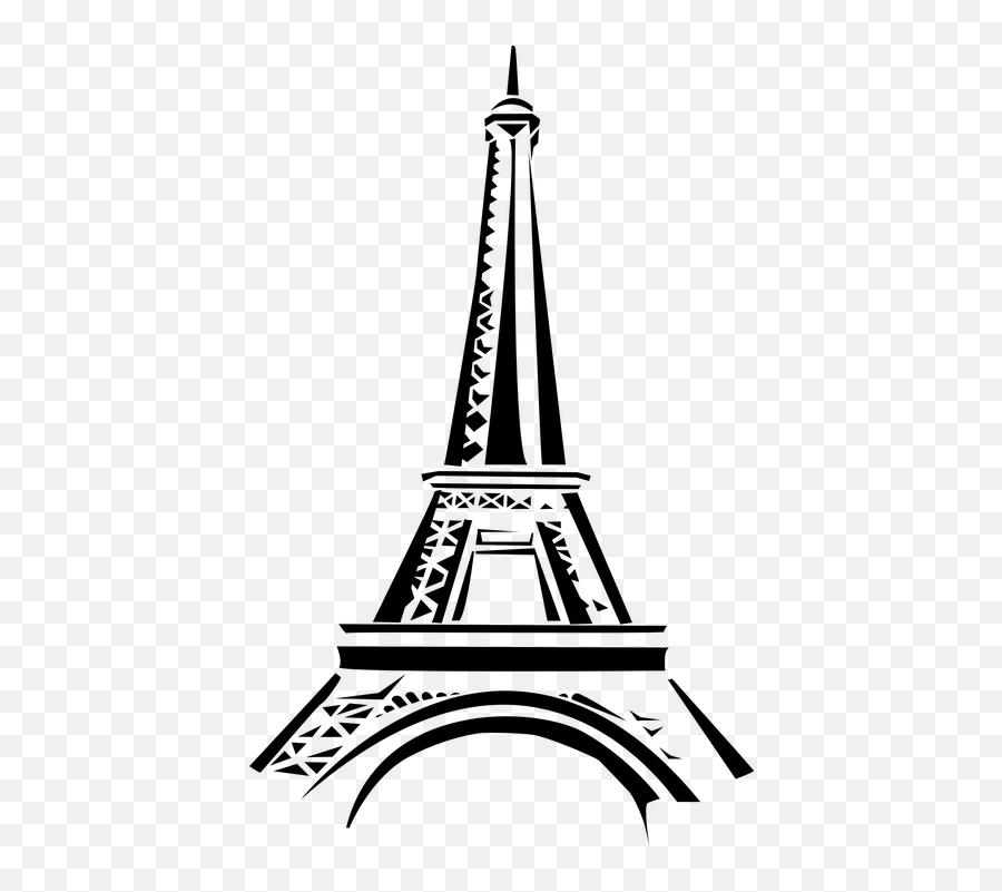 Eiffel Tower Paris - Eiffel Tower Png Art Emoji,Eiffel Tower Emoji