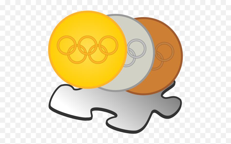 Olympic Medalist Template - Economy Clipart Emoji,Cat Emoticon Facebook