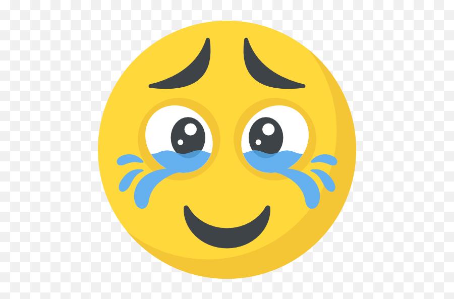 Llorando - Face Smile With Tears Emoji,Emoticones Llorando