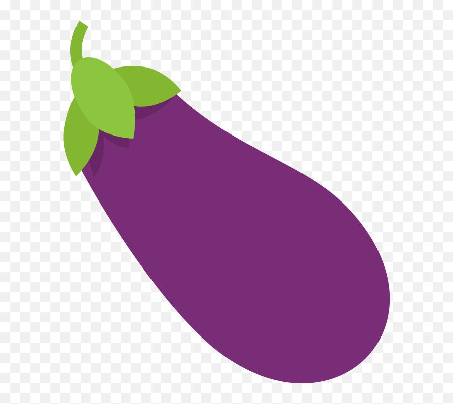 Emojione 1f346 - Eggplant Emoji Vector,Discord Emoji Memes