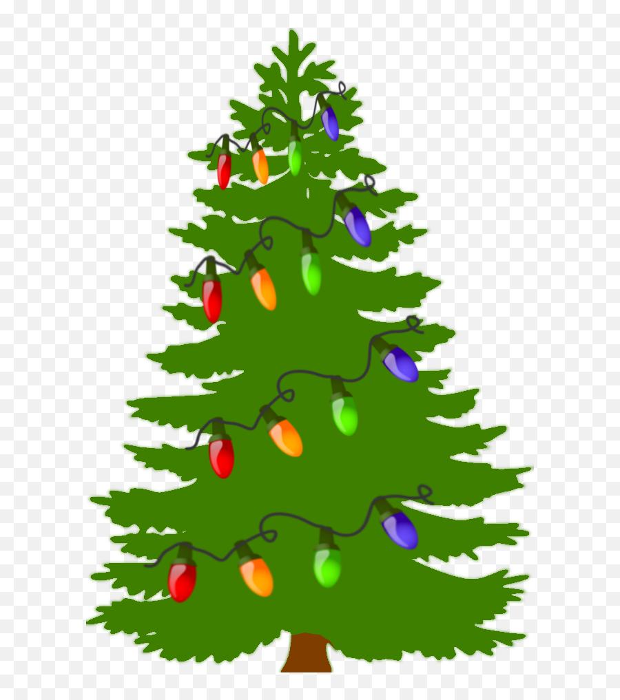 Costume Clipart Christmas Tree Costume Christmas Tree - Tree Silhouette Pine Christmas Tree Clipart Emoji,Christmas Tree Emoticons