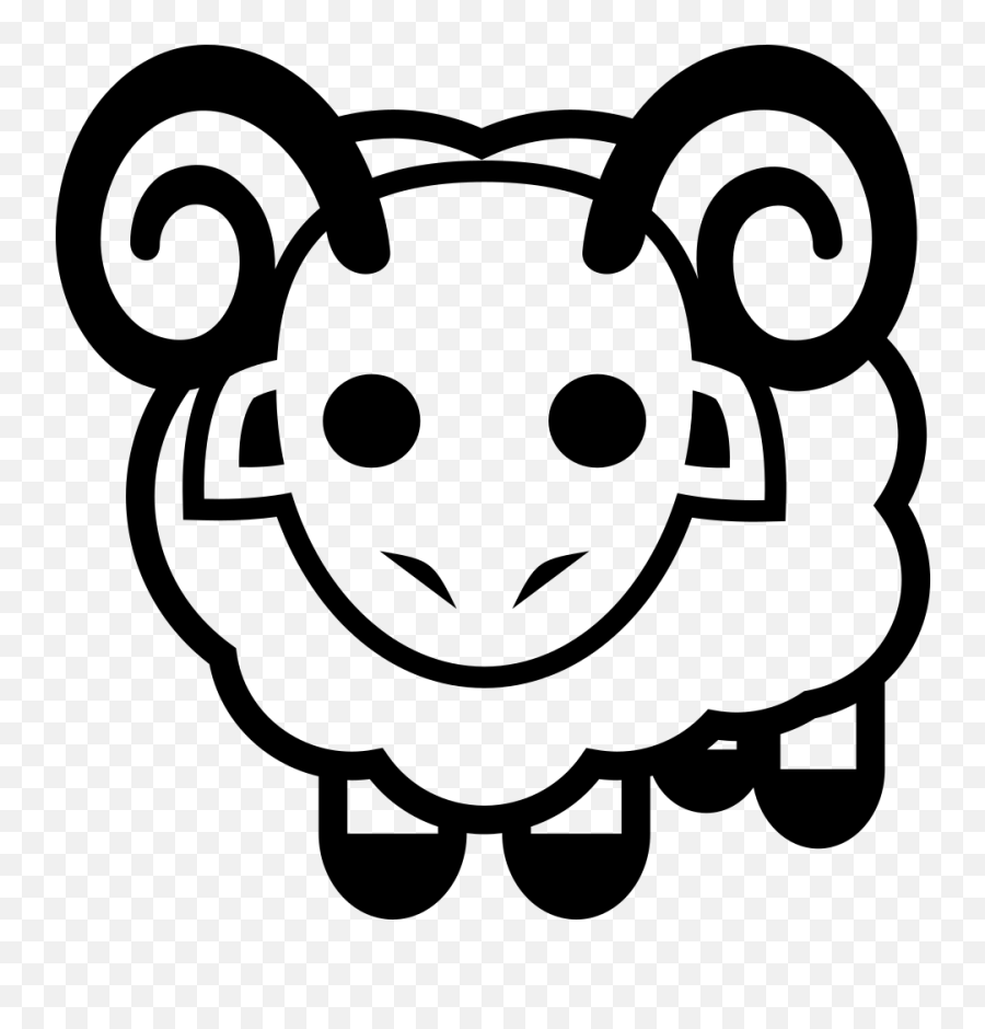 Emojione Bw 1f40f - Clip Art Emoji