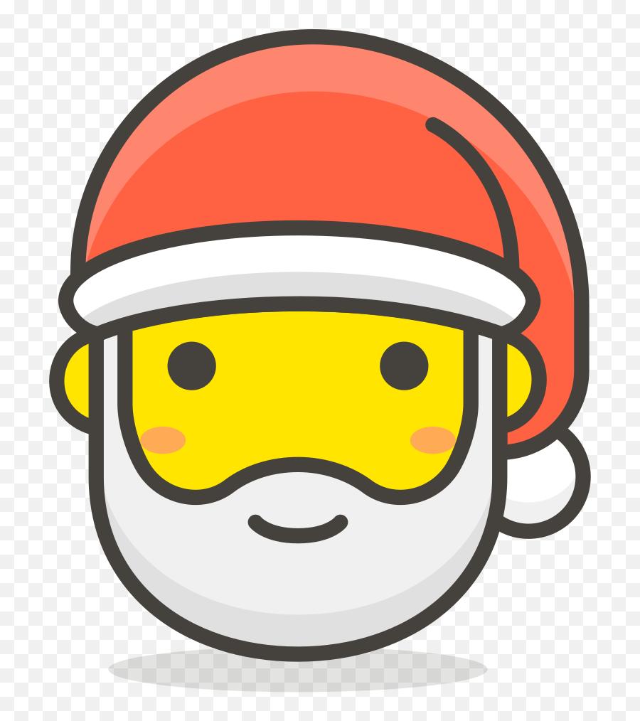 212 - Santa Claus Emoji Png,Santa Emoji