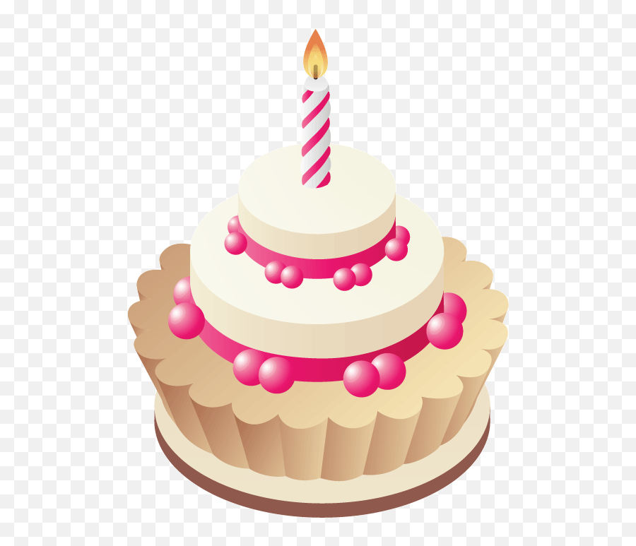 Birthday Cake Clip Art Free Birthday Clipart - Birthday Cake Clip Art Emoji