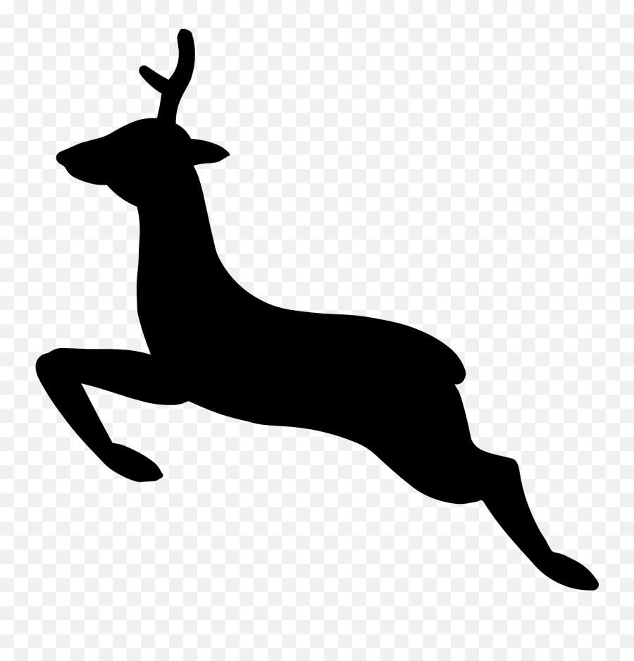 Deer Skull Clipart Free Clipart Images - Transparent Deer Black Png Emoji,Deer Hunting Emoji