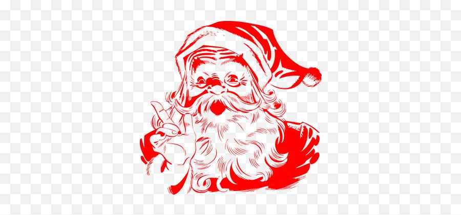 100 Free Claus U0026 Christmas Vectors - Pixabay Santa Claus Vintage Png Emoji,Santa Clause Emoticon