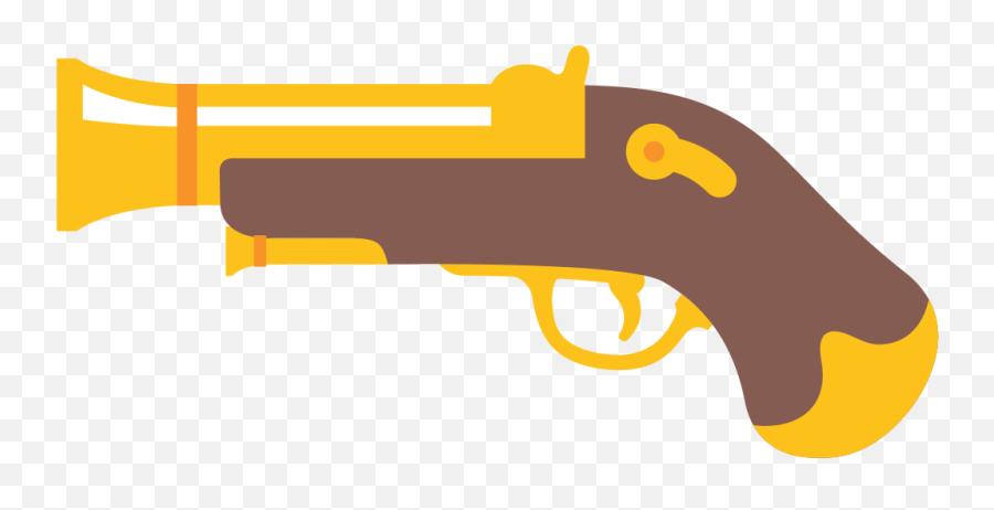 Noto Emoji Kitkat 1f52b - Emoticon De Pistola,Gun Emoji