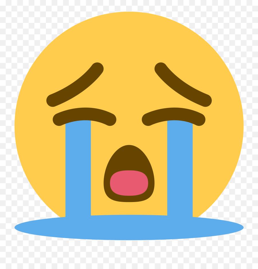 Crying Emoji Transparent Png - Crying Emoji Png,Crying Emoji