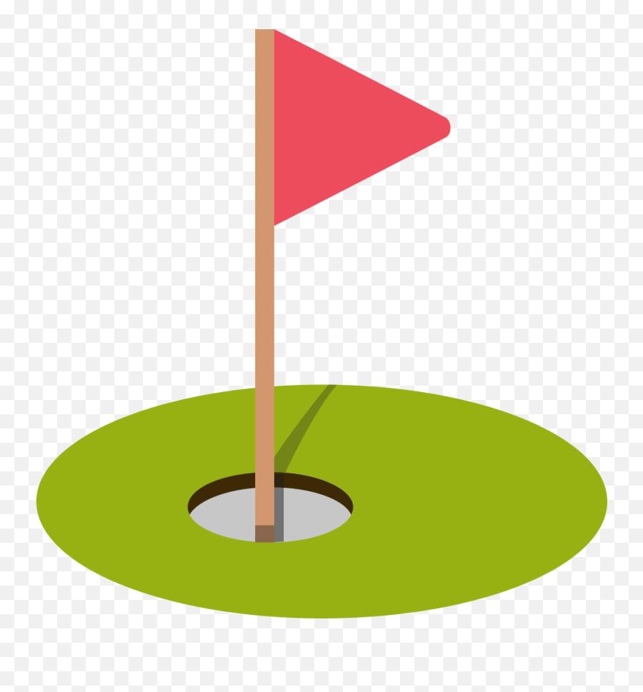 Emojione 26f3 - Golf Flag Emoji,Tiger Emoji