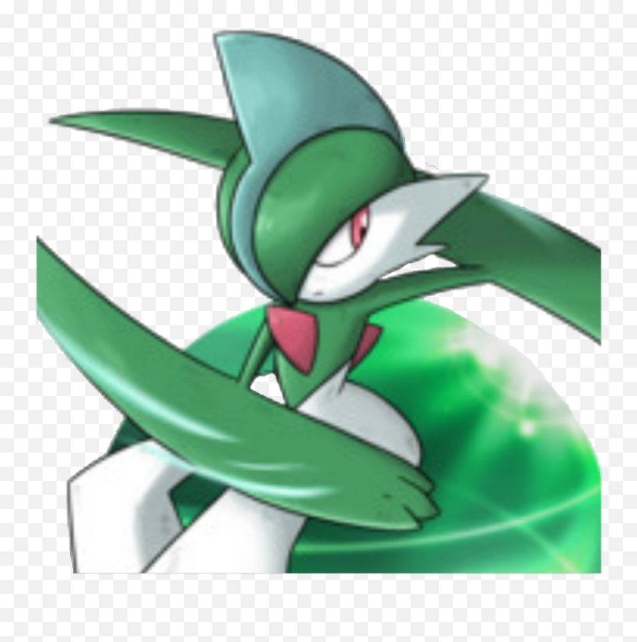 Gallade Pokémon Icon Discord Transparant - Gallade Art Emoji