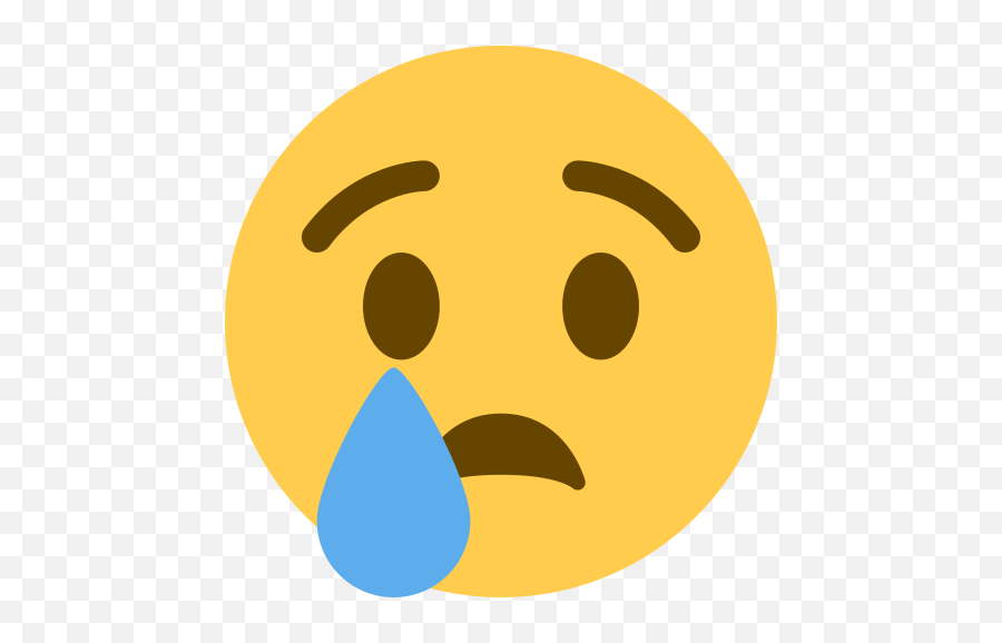 Tear Emoji Meaning With Pictures - Facebook Cry Emoji Png,Crying Emoji