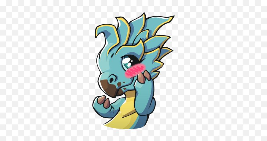 Dragon Mania Legends - Dragon Mania Legends Stickers Emoji,Dragon Emoji Iphone