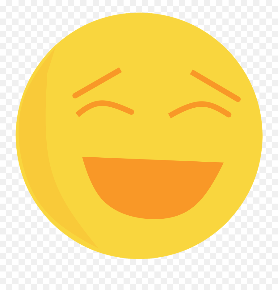 Emoji Face Smile Emotions Free Vector Graphics   Emoji Pura Pura ...