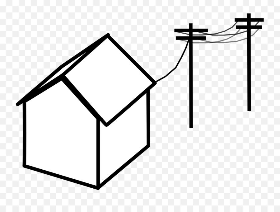 Electricity Energy Power - Power Lines Clip Art Emoji,Christmas Emoticons Iphone