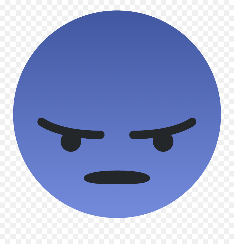 Grrr Facebook Emoji