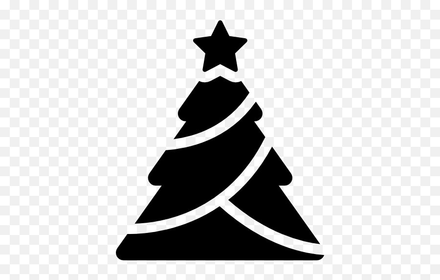 Christmas - Christmas Tree Vector Png Emoji,Christmas Tree Emoticons