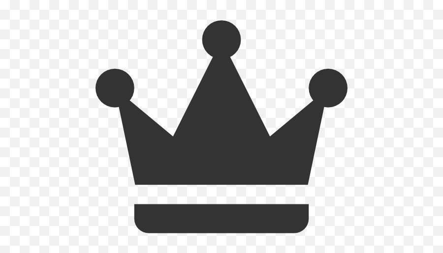 Crown Symbol - Transparent Background Crown Icon Png Emoji,Crown Emoticon