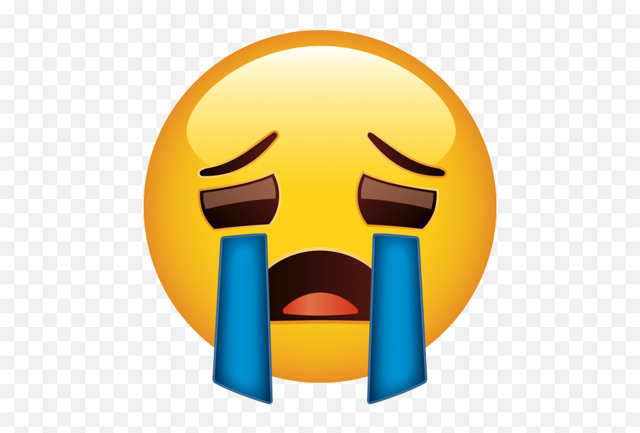 Emoji U2013 The Official Brand Loudly Crying Face Fitz 0 - Emoji Brand Icons,Loudly Crying Emoji
