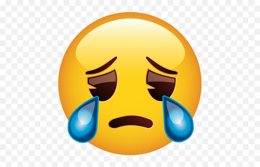 Emoji - Face With Tears Of Sad Emoji,Crying Emoji