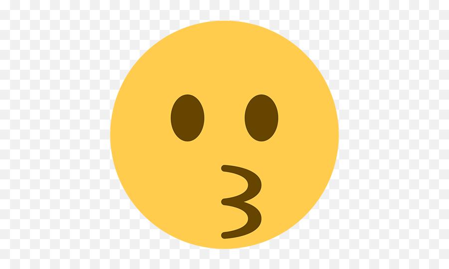 List Of Twitter Smileys People Emojis For Use As Facebook - Kissing Emoji Twitter