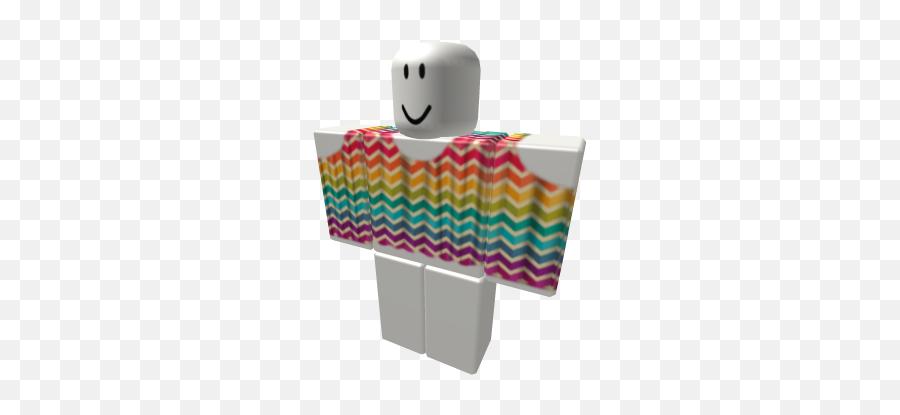 Rainbow Emoji Roblox Vibrant Rainbow Shoulder Cut Sweater Roblox Fishnet Top Emoji Free Transparent Emoji Emojipng Com