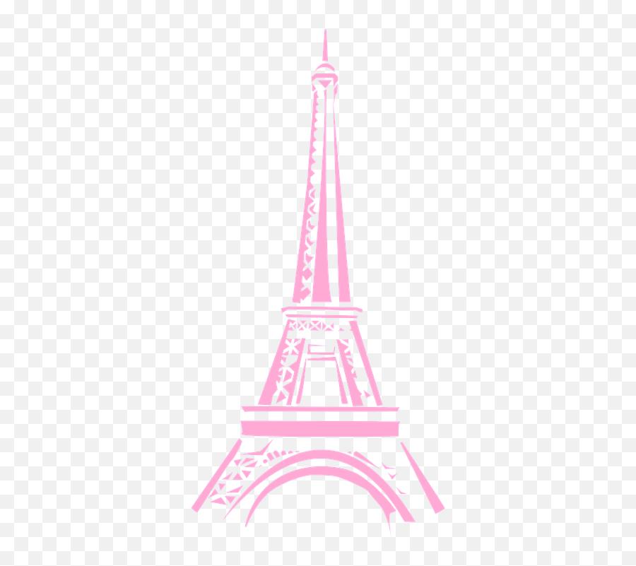 Eiffel Tower France - Pink Eiffel Tower Clip Art Emoji,Eiffel Tower Emoji