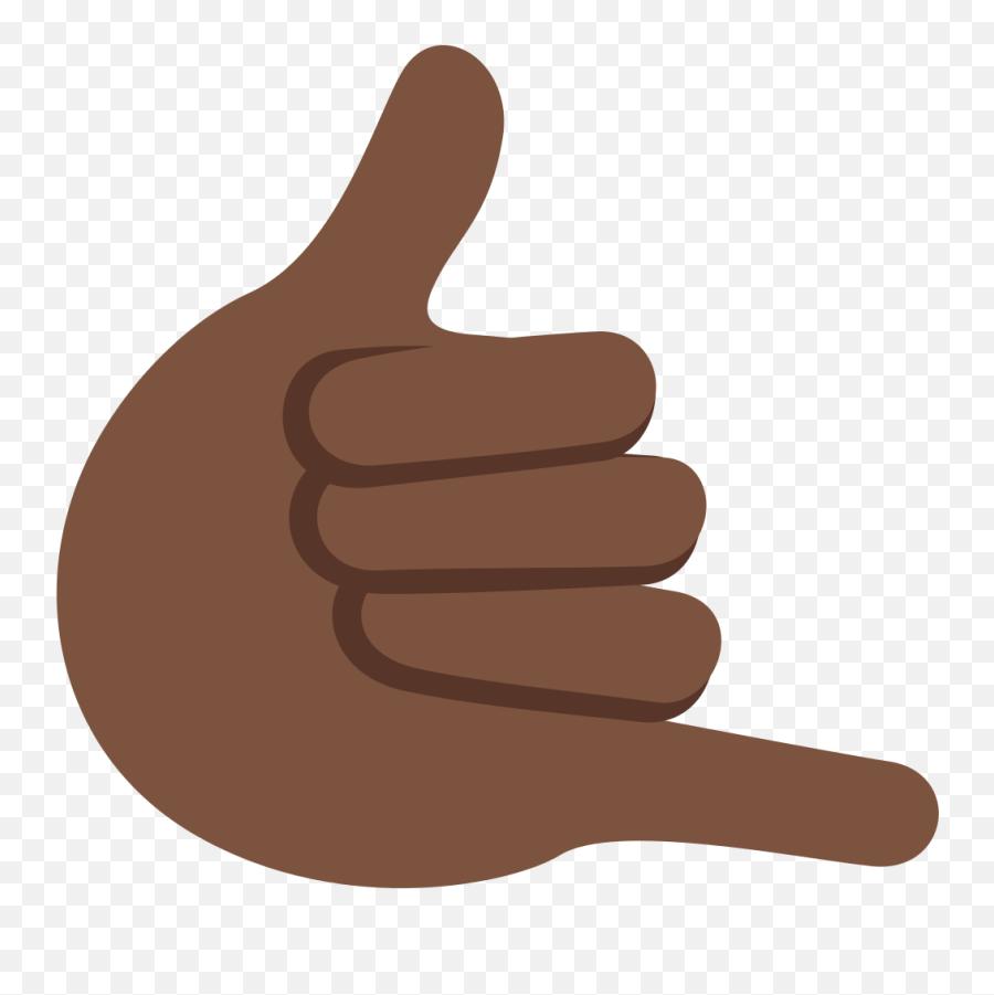 Twemoji2 1f919 - Sign Emoji