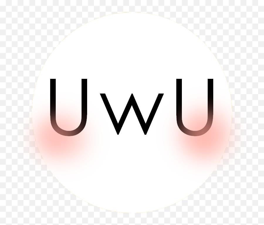 Uwu - Dot Emoji