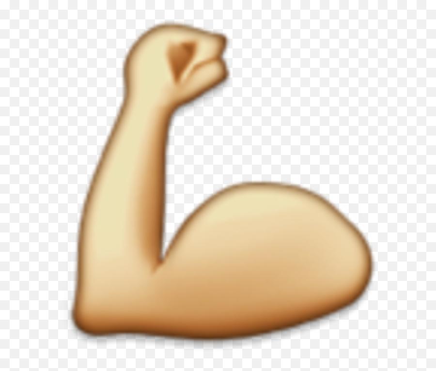 Strong Arm Emoji Png Picture - Emoji Brazo Fuerte,Most Popular Emojis