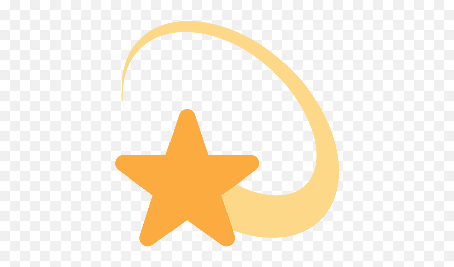 Phone Emoji Twitter Twitteremoji Star Shootingstar Star - Shooting Star Twitter Emoji