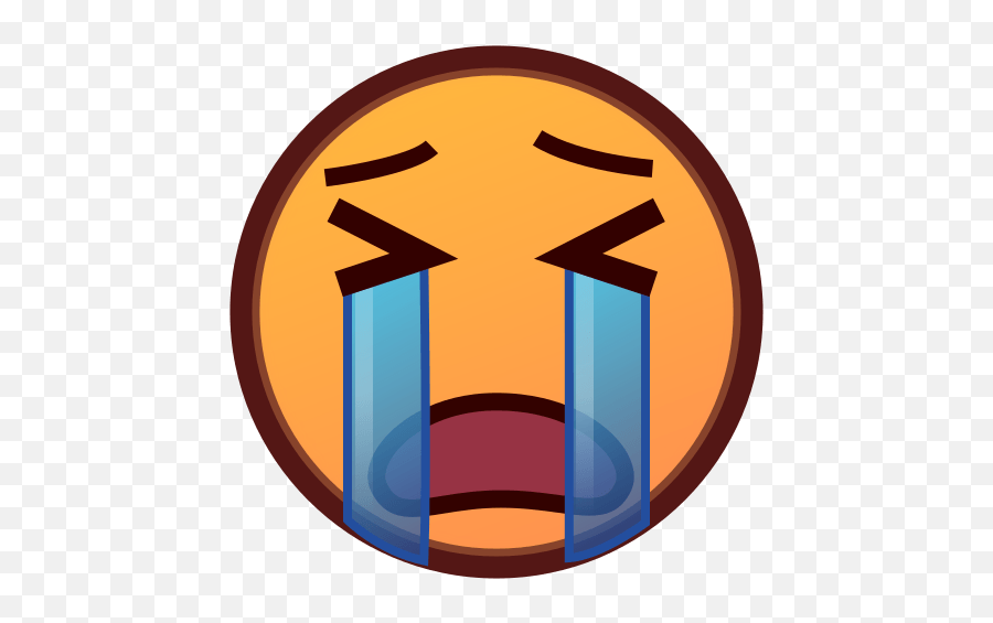 Loudly Crying Face Emoji For Facebook Email Sms - Loudly Crying Crying Face Emoji,Crying Emoji