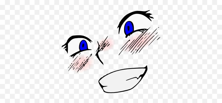 Ahegao Face - Ahegao Face Transparent Emoji