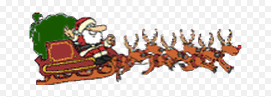 Top Santa Claus Stickers For Android U0026 Ios Gfycat - Santa Schlitten Emoji,Santa Emoji Iphone