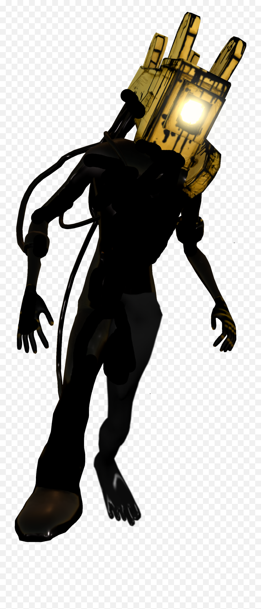 Alphaprototype - Bendy And The Ink Machine Projectionist  Bendy And The Ink Machine Personajes Emoji