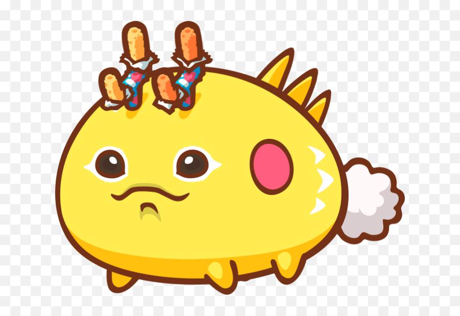 Axie - Axie Infinity Emoji,Sneaky Emoticon