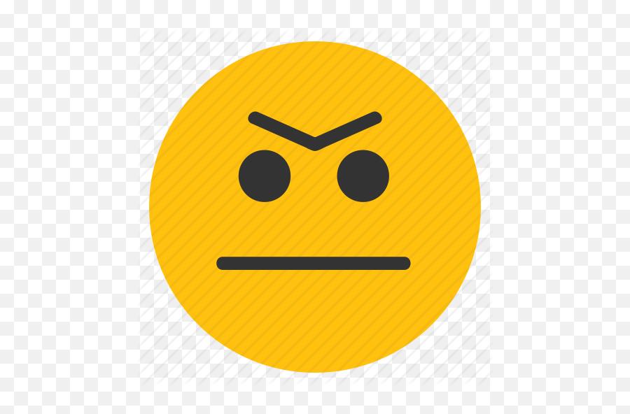 Emoticons - Sad Face Tear Clipart Emoji,Determined Emoji