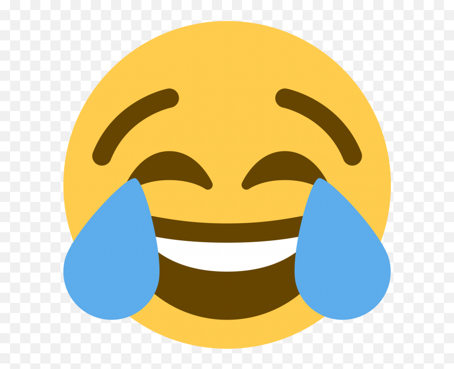 So Happy I Could Cry - Joy Emoji Png,Laughing Crying Emoji Meme